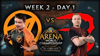 Method​ EU vs Reload Esports | Week 2 Day 1 | AWC SL Circuit