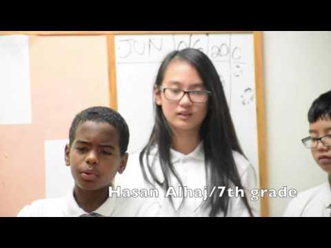 AIMS STUDENTS create Virus