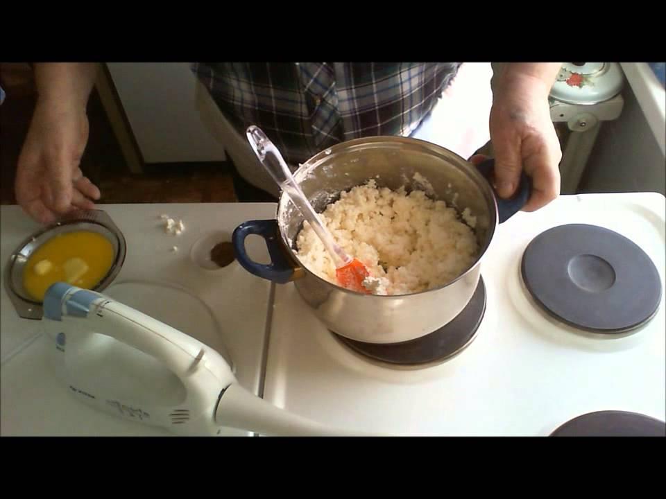 Простой рецепт домашнего сыра из творога без молока