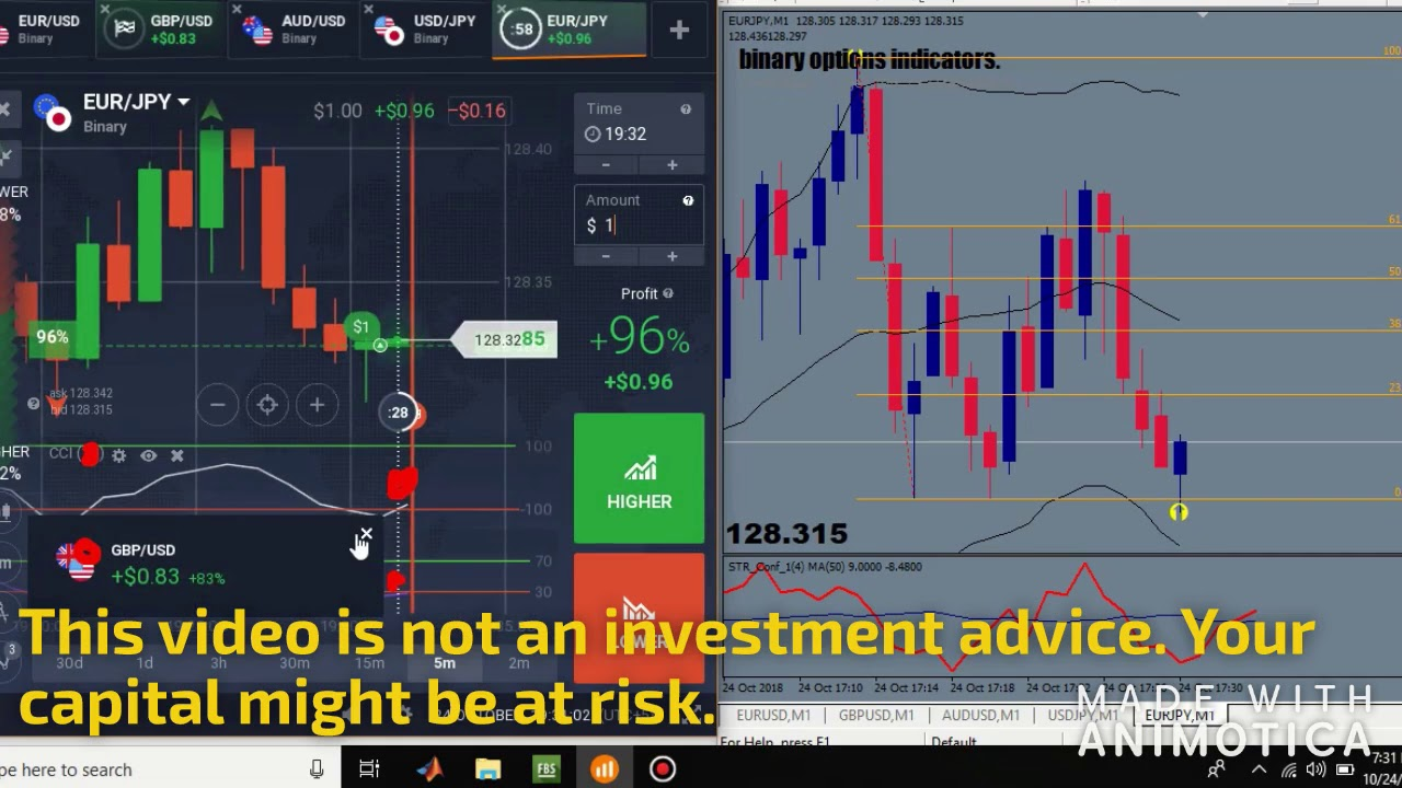 90 Winning Rate Make Money Easily With This Binary Options Mt4