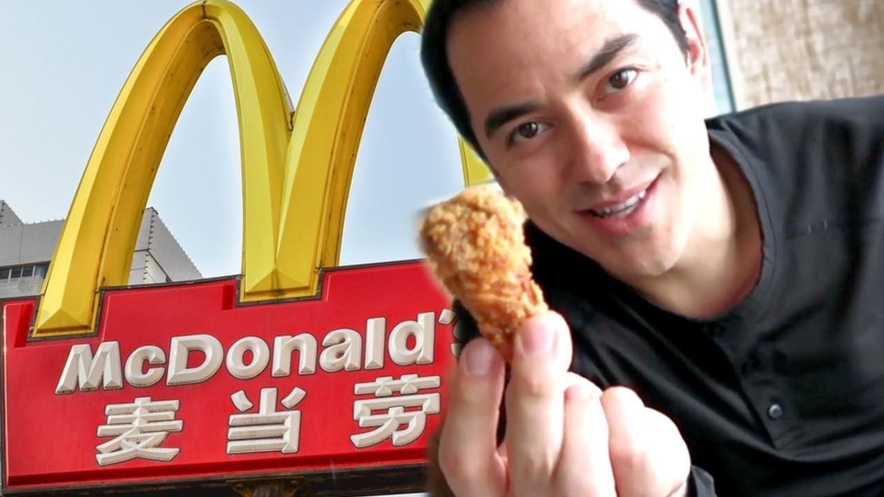 Asian fast food mcdonalds