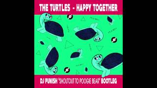 The Turtles - Happy Together (DJ Punish