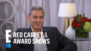George Clooney Talks Casamigos '70s-Themed Halloween Party | E! Live from the Red Carpet
