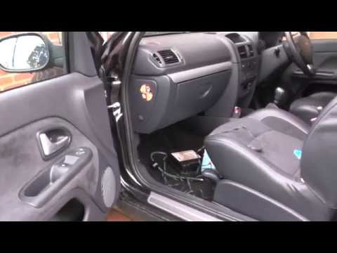 Clio 2 Airbag Wiring Diagram Transmission Vw Golf Mk3 Warning Light How To Fix Turn Off