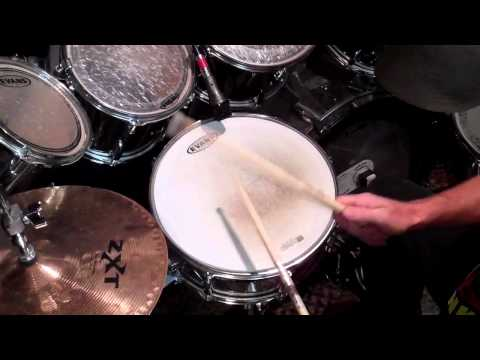 [DRUM LESSON] How to play Immigrant Song by Led Zeppelin