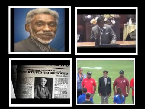 The Ed Wisdom Jr. Foundation and McKissack Middle School - Greatness - 8/30/13