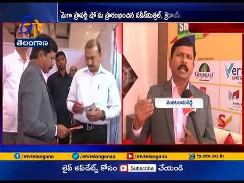 G Ram Reddy at  Eenadu Mega Property Show held in Hyderabad