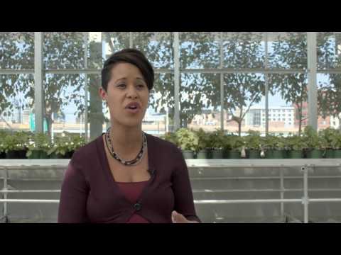 2015 Young Alumni Award: Anissa Eddie - Malamiah Juice Bar