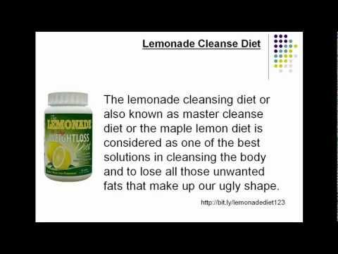 Lemonade Cleanse Diet - Does the Lemonade Cleanse Diet Actually Work?