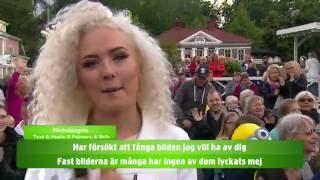 Wiktoria & Lotta Engberg - Michelangelo - Lotta på Liseberg (TV4)