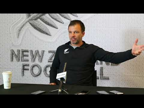 All Whites - Anthony Hudson Press Conference ahead of Japan