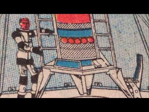 COMIC MAN PRODUCTIONS: MATTEL MAJOR MATT MASON SUPERMAN BATMAN WORLD'S FINEST COMIC BOOK AD 1697