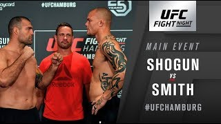 UFC Hamburg Results & Review | Fightful MMA Podcast | Shogun Rua Returns!