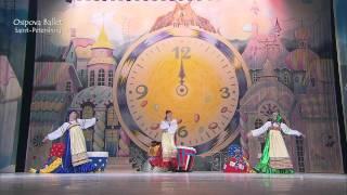 Matriochkas trepak - Osipova Ballet Saint-Petersburg