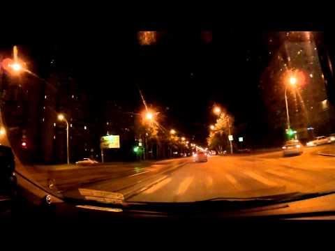 Видео Neoline G tech X13 ночь тест форумповидеорегистраторам рф