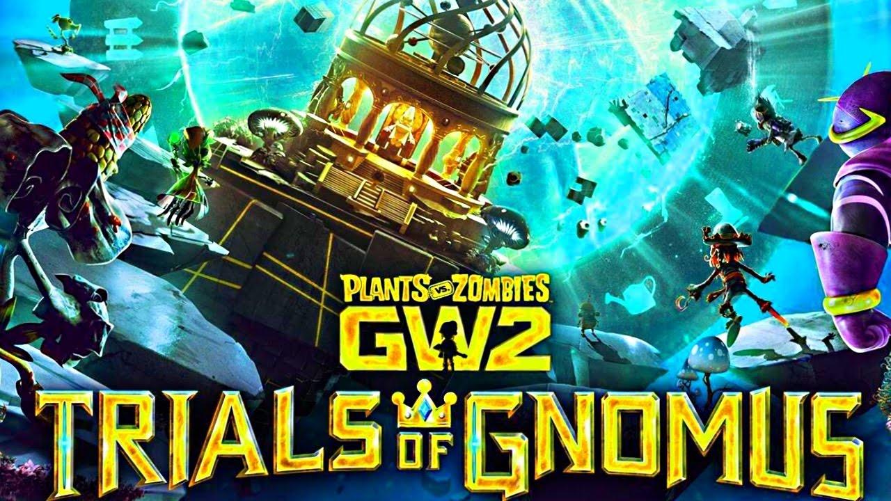 Pvz Garden Warfare 2 Trials Of Gnomus Walkthrough Gameplay Unlock Torchwood Hovergoat Guide