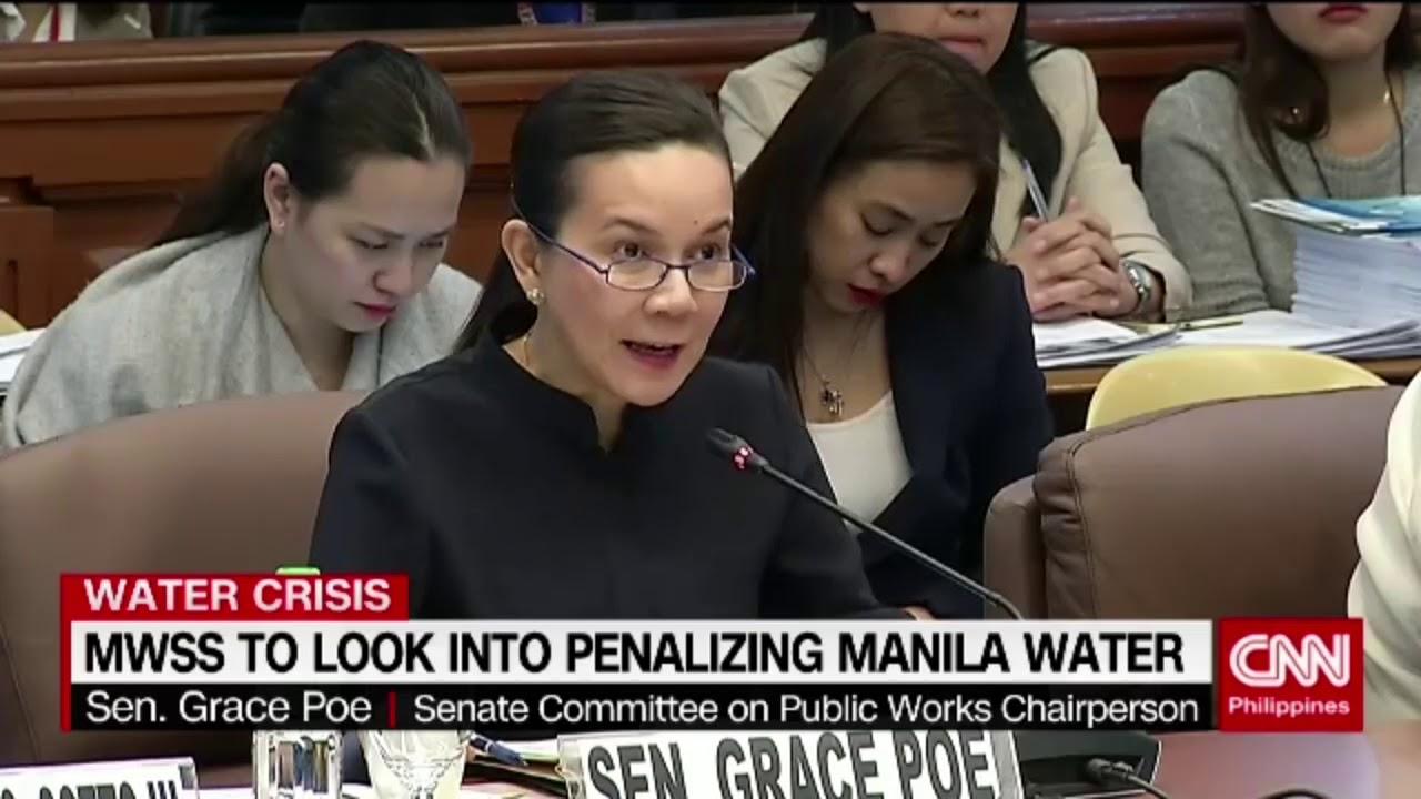 MWSS to look into penalizing Manila Water