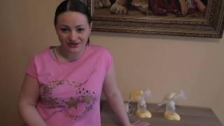 видео Обзор молокоотсосов