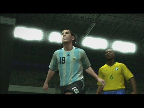 Pro Evolution Soccer 2009 (Born To Win Official Soundtrack)