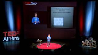 An exoskeletal glove: Charis Ioannou at TEDxAthens 2012