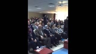 Timsal Karabekir'in Muhteşem sesiyle ''Türk Yılmaz Marşı''