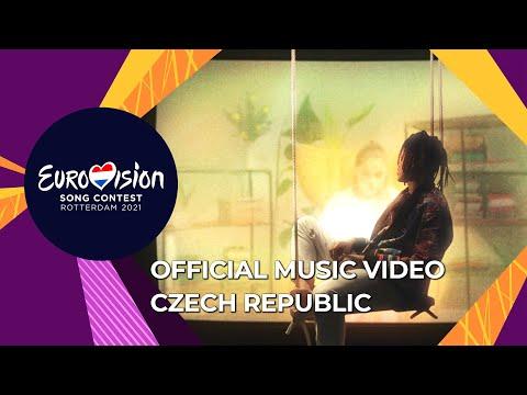 Benny Cristo - omaga - Czech Republic ?? - Official Music Video - Eurovision 2021