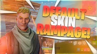 Default Skin RAMPAGE | Fortnite BR PS4 Pro