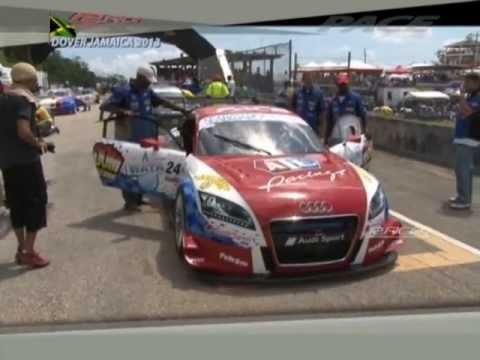 DOVER JAMAICA 2013PT 1   RACE 1