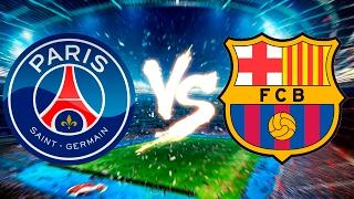 PSG VS FC BARCELONA | XxStratusxX