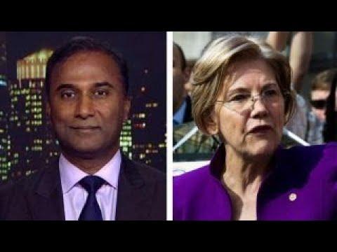 Warren's GOP challenger on the 'Pocahontas' controversy