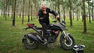 Lifan KPT 150 cc, 2017 - Detailed video review