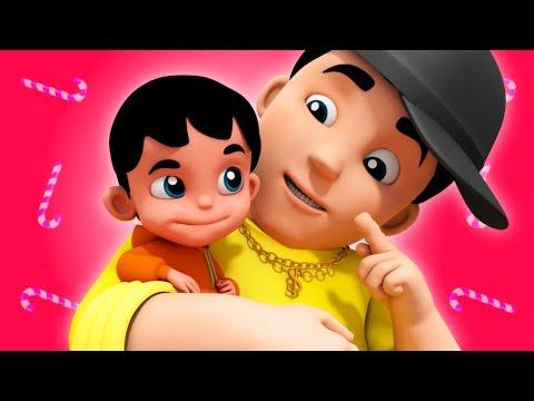 Johny Johny Yes Papa   Best Songs For Kids   Nursery Rhymes Playlist   Junior Squad   Kids Tv