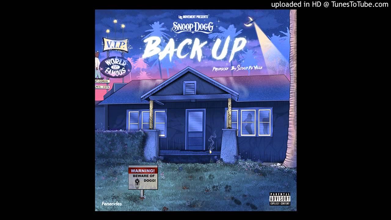Snoop Dogg - Back Up (Acapella Dirty) | 100 BPM