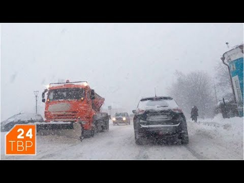 Зима бросила людям вызов | Новости | ТВР24 | Сергиево-Посадский район