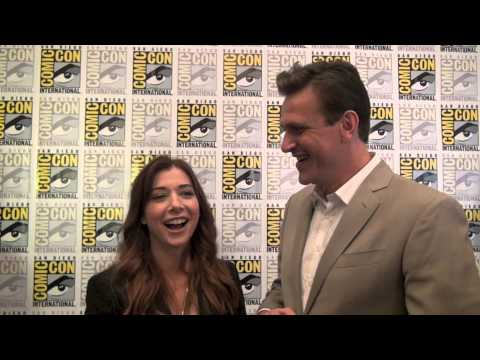 Alyson Hannigan and Jason Segel Preview How I Met Your Mother Season 9