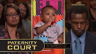 She's Obsessed With Me: Love Triangle Fling Produces Baby (Full Episode)   Paternity Court