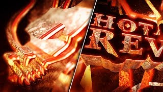 Hot Logo Reveal (After Effects Template)