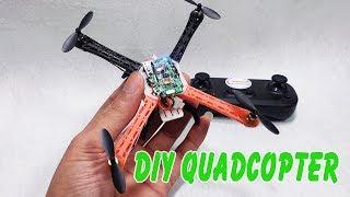 Build a Mini Quadcopter With 3D Printer