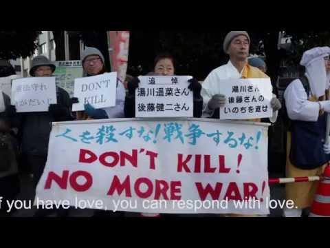 Japan mourns death of ISIS hostage Kenji Goto