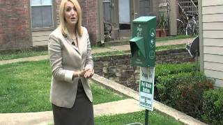 Dog Waste Stations Around Huntsville Apartments Spark Interest In The City