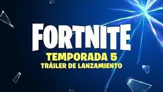 FORTNITE TEMPORADA 5 | TRÁILER DE LANZAMIENTO