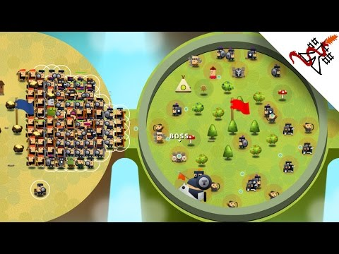 Circle Empires - THE IMPOSSIBLE SUCCESSFUL BOSS HUNT