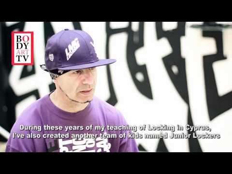 Body Art TV Present Rebel Dancers - Locking 4 Life