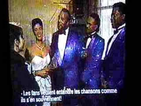 The Platters Television Interview in Canada