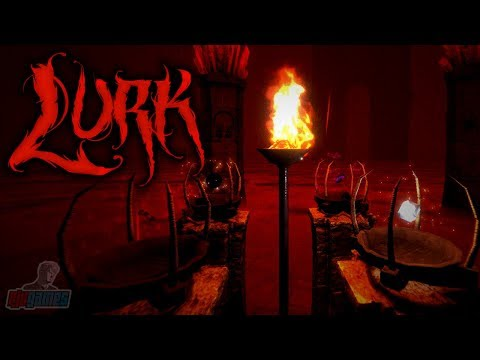 Lurk Part 2 (Ending) | Indie Horror Game Walkthrough | PC Gameplay | Let's Play Playthrough