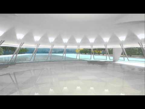 Museu do Amanhã - arquitetura por Santiago Calatrava