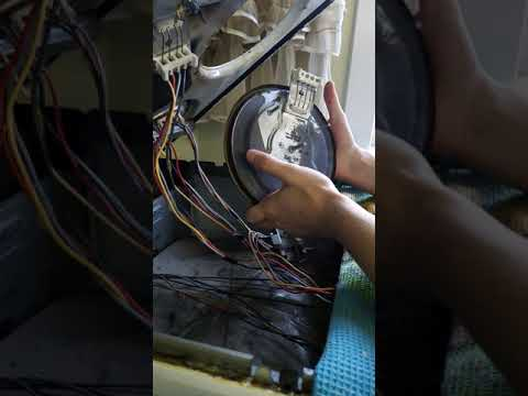 Схема подключения конфорки с 4 контактами. Диагностика конфорки. Замена конфорки в электроплите.