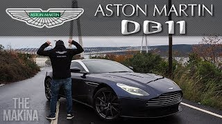 THE MAKİNA   ASTON MARTIN DB11 アストンマーチンdb11 検索動画 15