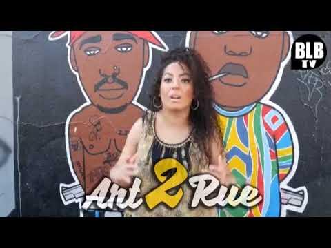 Teaser Webtv Art2rue by Souaila