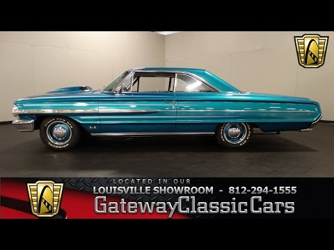 1964 Ford Galaxie - Louisville Showroom - Stock # 1339